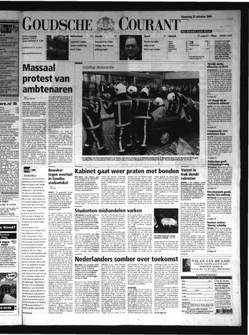 Goudsche Courant 2004-10-25