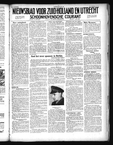 Schoonhovensche Courant 1948-07-28