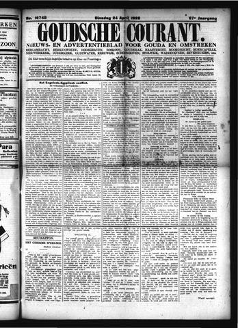 Goudsche Courant 1928-04-24