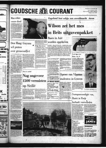 Goudsche Courant 1968-01-17