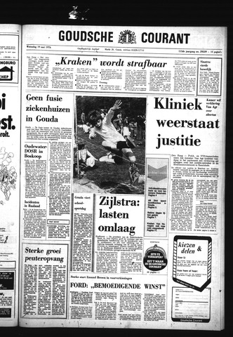 Goudsche Courant 1976-05-19