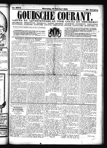 Goudsche Courant 1926-02-10