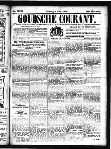 Goudsche Courant 1919-06-03