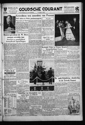 Goudsche Courant 1956-07-04
