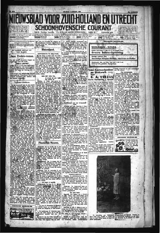 Schoonhovensche Courant 1930-01-03