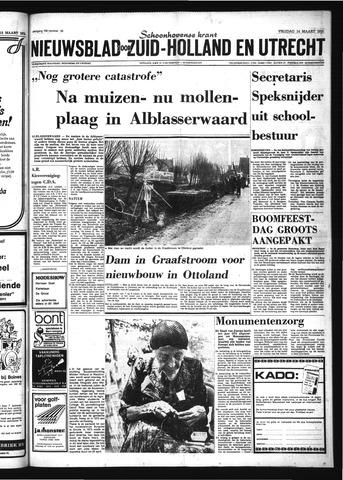 Schoonhovensche Courant 1975-03-14