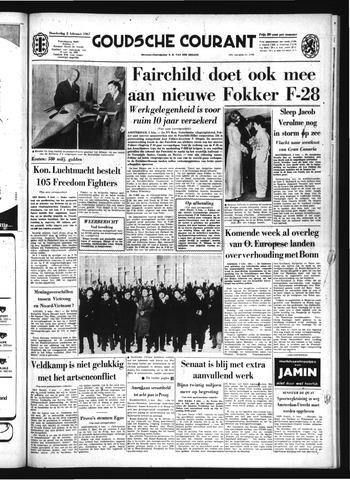 Goudsche Courant 1967-02-02