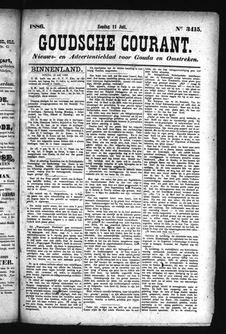 Goudsche Courant 1886-07-11