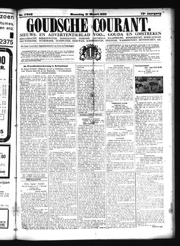 Goudsche Courant 1932-03-21