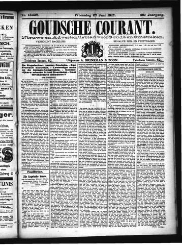 Goudsche Courant 1917-06-27