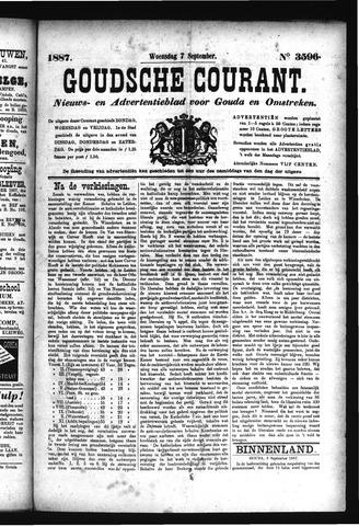 Goudsche Courant 1887-09-07
