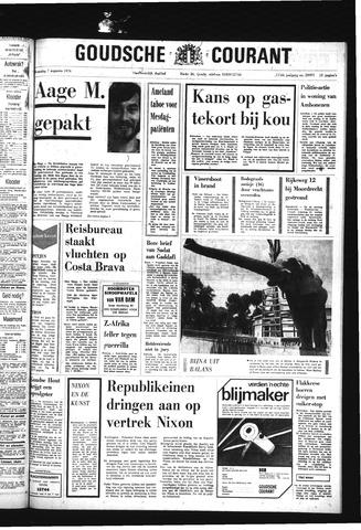 Goudsche Courant 1974-08-07