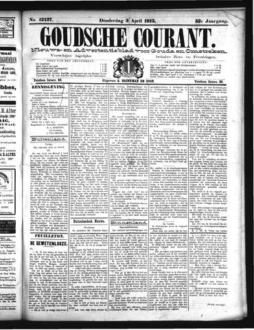Goudsche Courant 1913-04-03