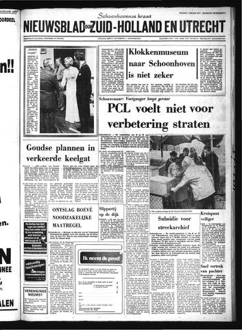Schoonhovensche Courant 1977-01-07