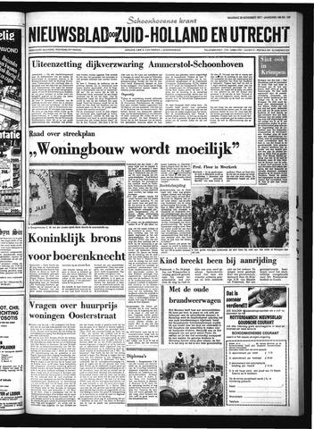 Schoonhovensche Courant 1977-11-28