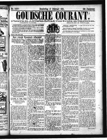 Goudsche Courant 1921-02-17