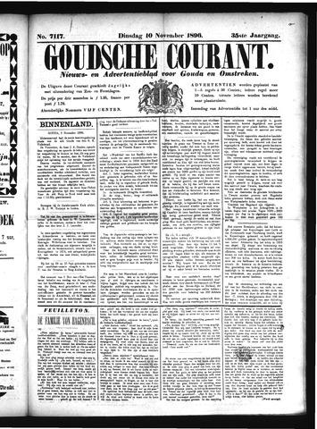 Goudsche Courant 1896-11-10