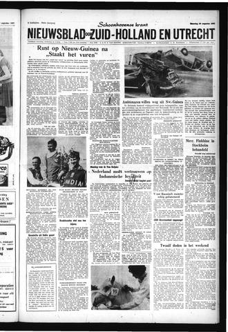 Schoonhovensche Courant 1962-08-20
