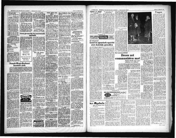 Schoonhovensche Courant 1953-02-13