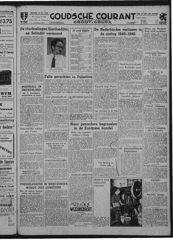 Goudsche Courant 1948-10-18