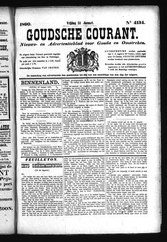 Goudsche Courant 1890-01-31
