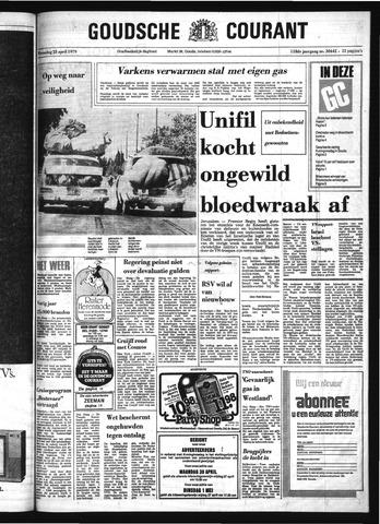 Goudsche Courant 1979-04-25
