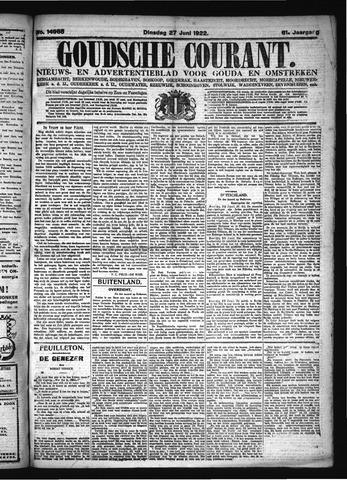 Goudsche Courant 1922-06-27