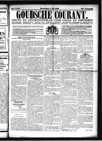 Goudsche Courant 1930-07-09