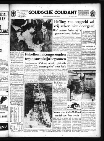 Goudsche Courant 1964-11-27