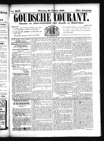 Goudsche Courant 1903-10-26