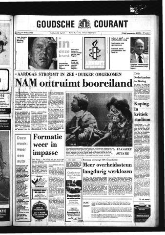 Goudsche Courant 1977-10-15