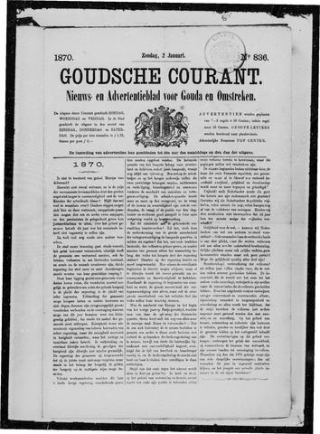 Goudsche Courant 1870