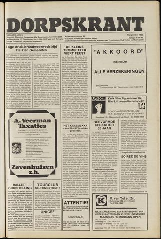 Dorpskrant 1982-09-30