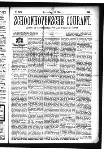 Schoonhovensche Courant 1894-03-17