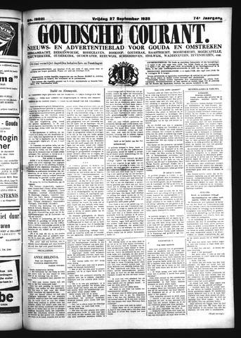 Goudsche Courant 1935-09-27