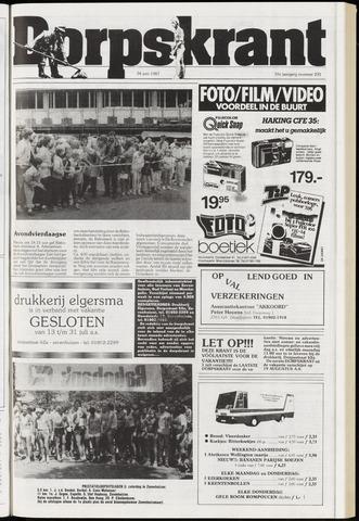 Dorpskrant 1987-06-24