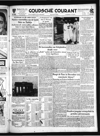 Goudsche Courant 1951-11-12