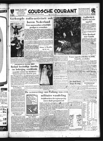 Goudsche Courant 1958-04-19