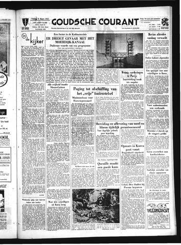 Goudsche Courant 1951-03-09