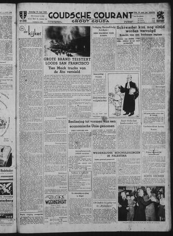 Goudsche Courant 1948-06-12