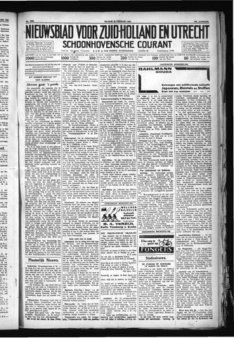 Schoonhovensche Courant 1930-02-28