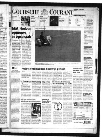Goudsche Courant 2002-06-26