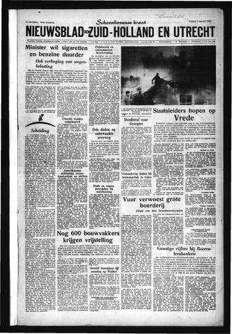 Schoonhovensche Courant 1964