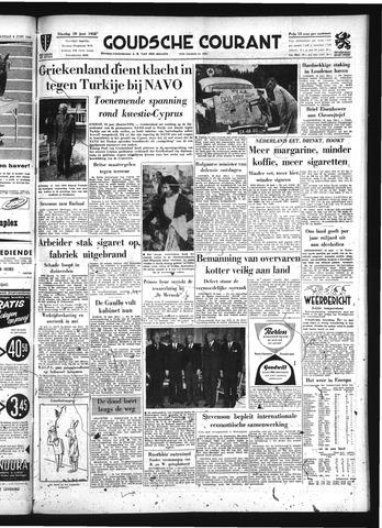 Goudsche Courant 1958-06-10