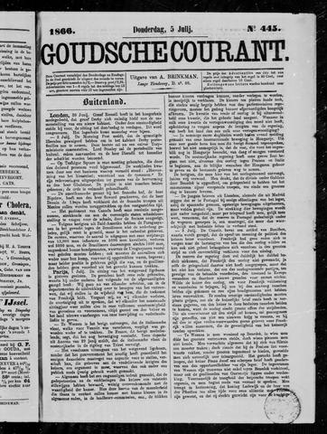 Goudsche Courant 1866-07-05