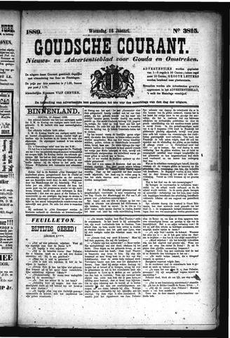 Goudsche Courant 1889-01-16
