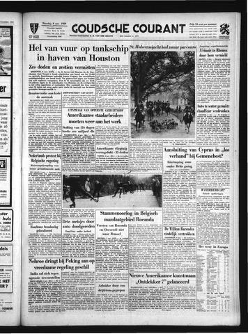 Goudsche Courant 1959-11-09