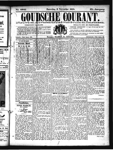 Goudsche Courant 1918-11-02
