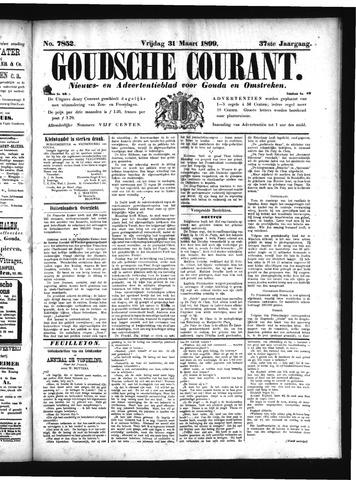 Goudsche Courant 1899-03-31