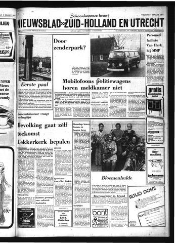 Schoonhovensche Courant 1975-03-07